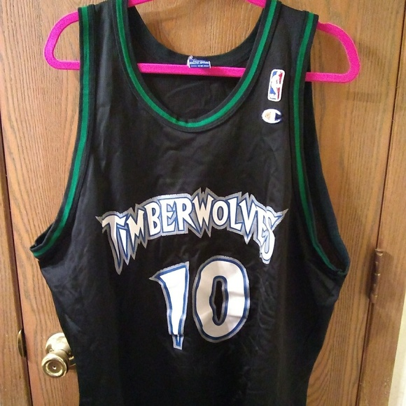 fcfbbdf3f Champion Other - Vintage Champion MN Timberwolves XXL Jersey  10